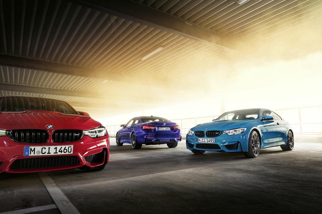 BMW gioi thieu M4 ban dac biet anh 2