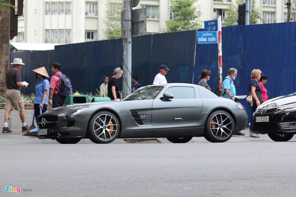 Mercedes-Benz SLS AMG GT Final Editon tai xuat anh 5