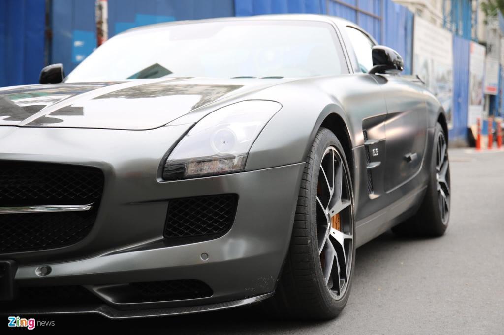 Mercedes-Benz SLS AMG GT Final Editon tai xuat anh 7