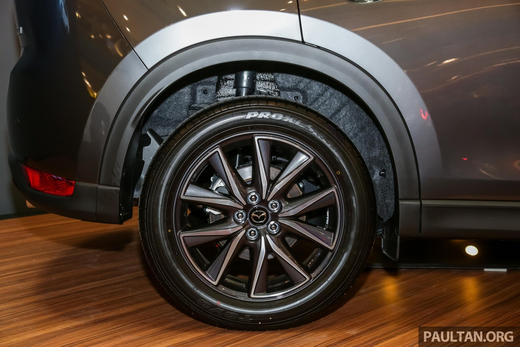 Mazda CX-5 dung dong co tang ap lan dau ra mat Dong Nam A hinh anh 6