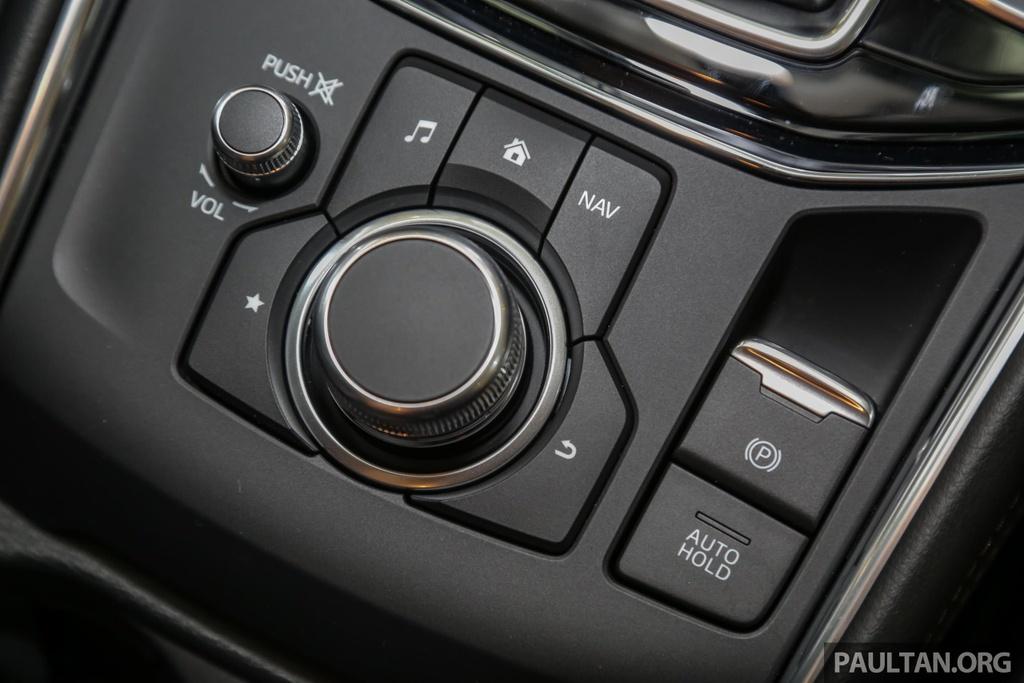 Mazda CX-5 Turbo ra mat Malaysia anh 8