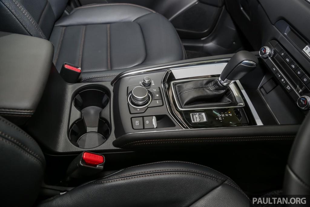 Mazda CX-5 dung dong co tang ap lan dau ra mat Dong Nam A hinh anh 4