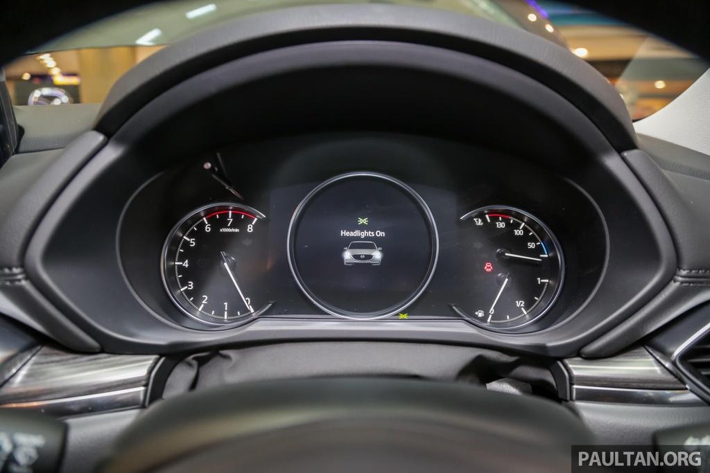Mazda CX-5 Turbo ra mat Malaysia anh 7