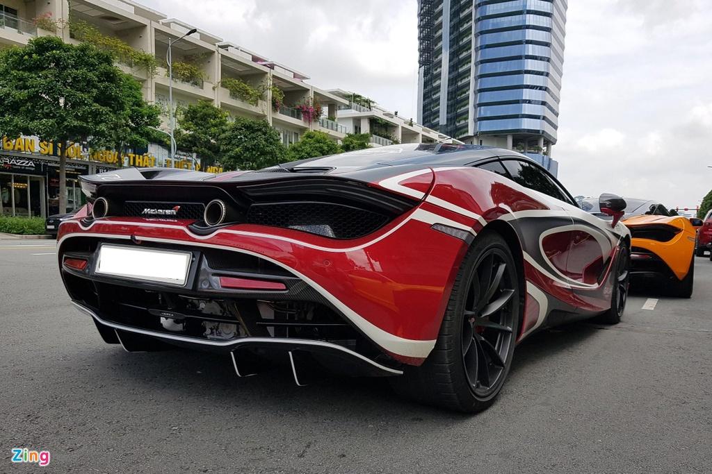 McLaren 720S cua truong doan Car Passion lot xac anh 8