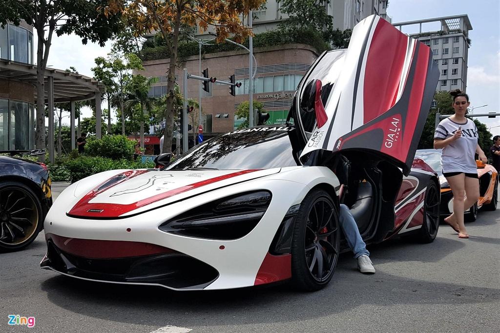 McLaren 720S cua truong doan Car Passion lot xac anh 10
