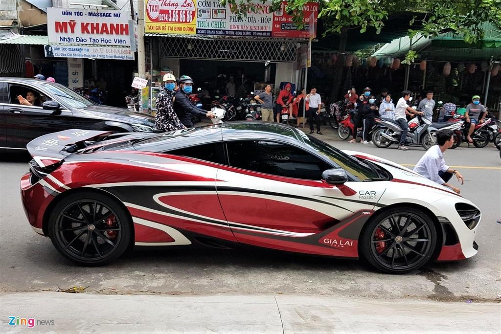 McLaren 720S cua truong doan Car Passion lot xac anh 3