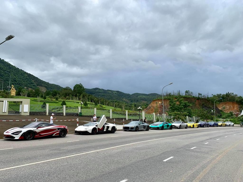 Dan sieu xe xuat hanh di qua 4 nuoc, tien tram Asean Rally 2020 hinh anh 1