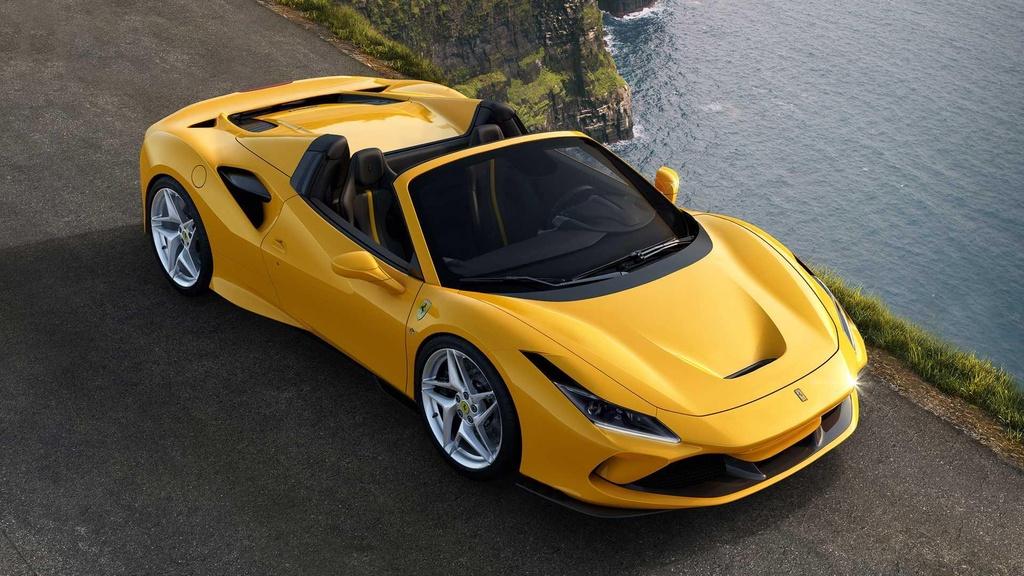 Ferrari F8 Spider ra mat anh 2