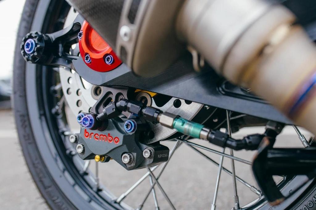 Biker Khanh Hoa chi 500 trieu do lai Yamaha Nouvo hinh anh 10