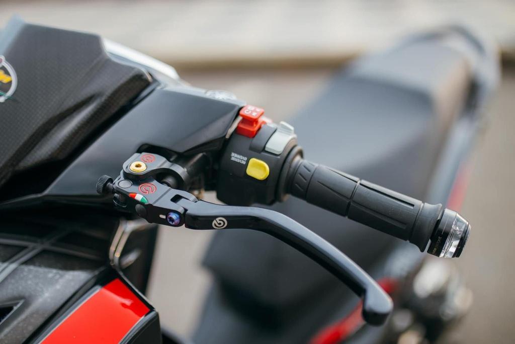 Biker Khanh Hoa chi 500 trieu do lai Yamaha Nouvo hinh anh 7
