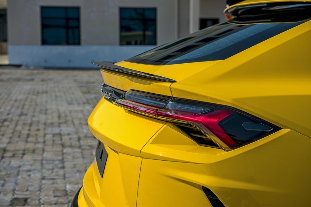 Sieu SUV Lamborghini Urus chinh hang anh 9