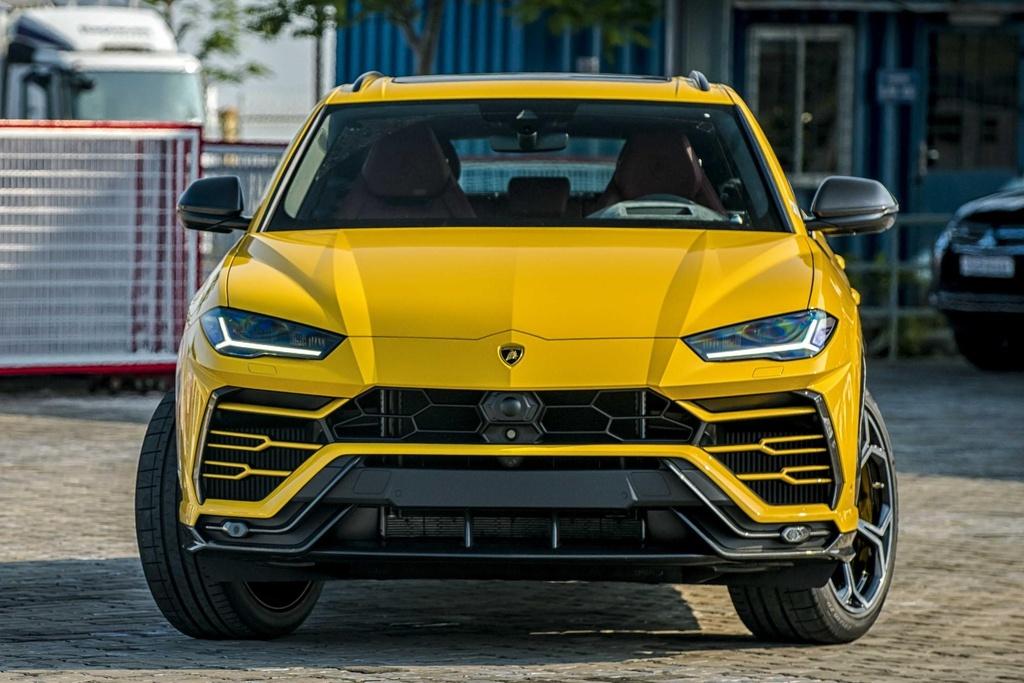 Sieu SUV Lamborghini Urus chinh hang anh 24