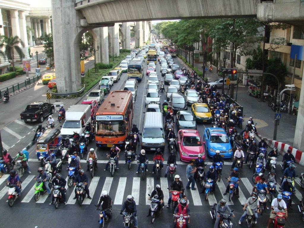 Thai Lan dung bang lai xe dien tu, tru diem, treo bang qua smartphone hinh anh 4