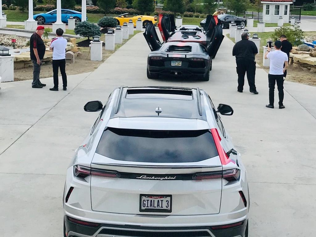 Gia Lai Team hanh trinh sieu xe anh 6