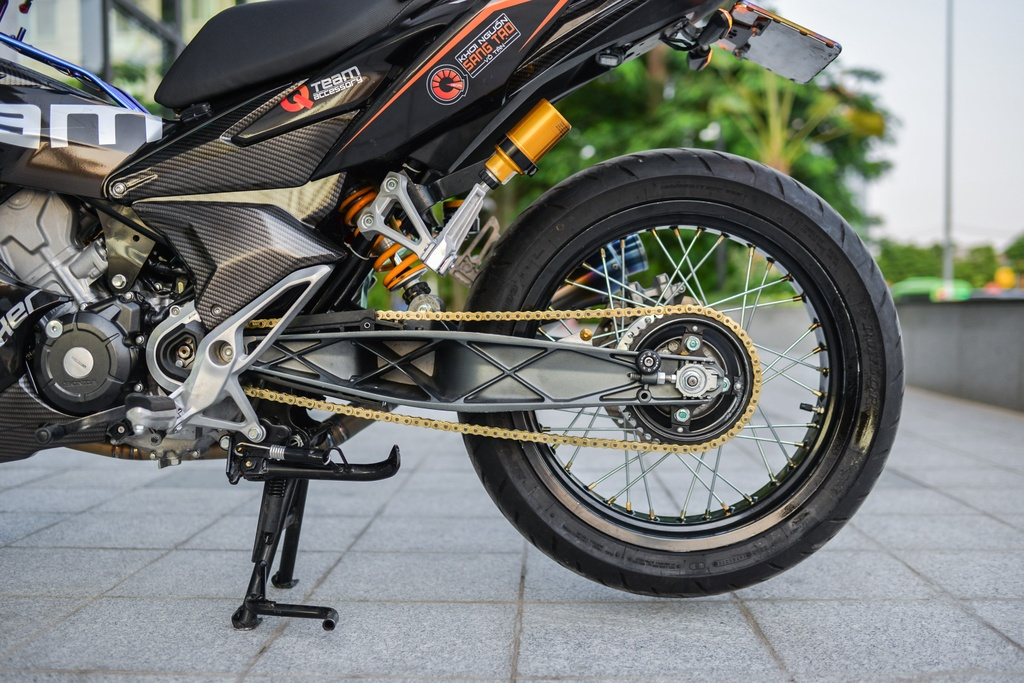 Honda Winner X do Ha Noi anh 9