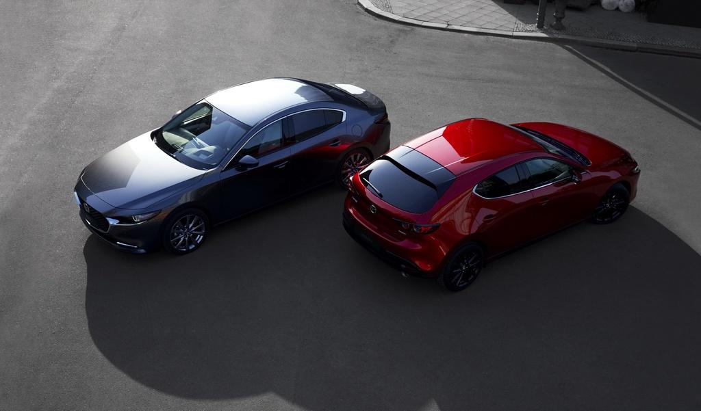 Mazda 3 ra mat Thai Lan anh 1