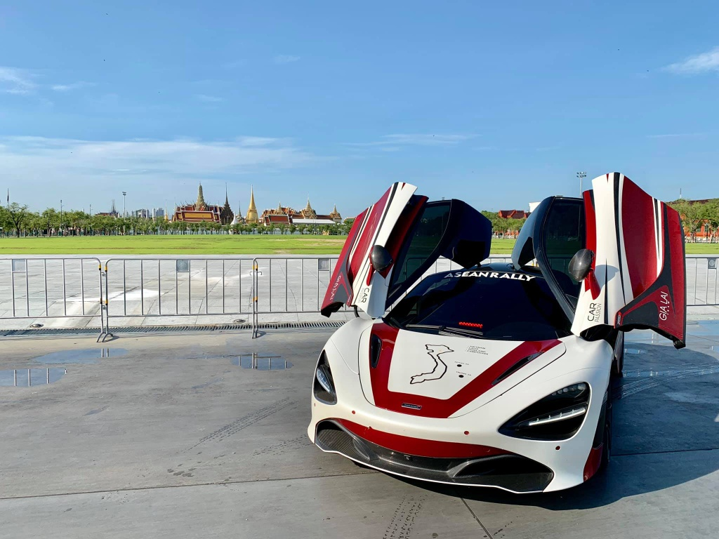 McLaren 720S tien tram hanh trinh sieu xe da ve VN anh 8