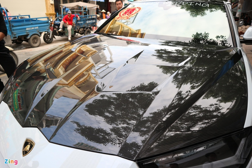 Lamborghini Urus cua Minh Nhua da thay doi nhu the nao sau mot nam? hinh anh 6