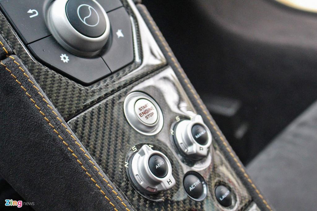 McLaren 650S Spider choi troi voi ong xa tri gia 300 trieu tai TP.HCM hinh anh 8