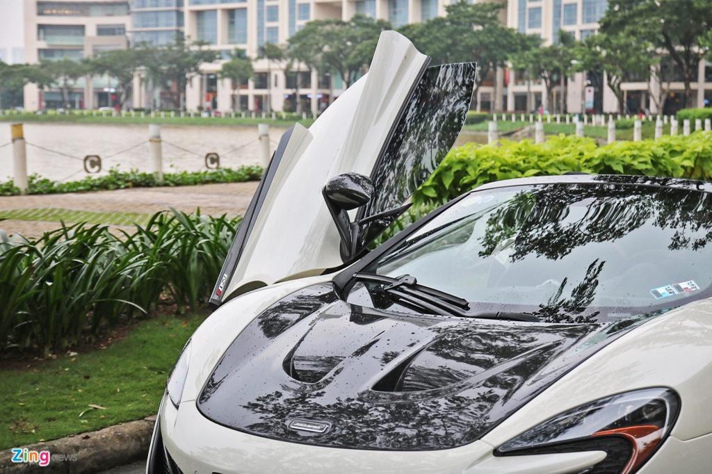 McLaren 650S Spider choi troi voi ong xa tri gia 300 trieu tai TP.HCM hinh anh 9