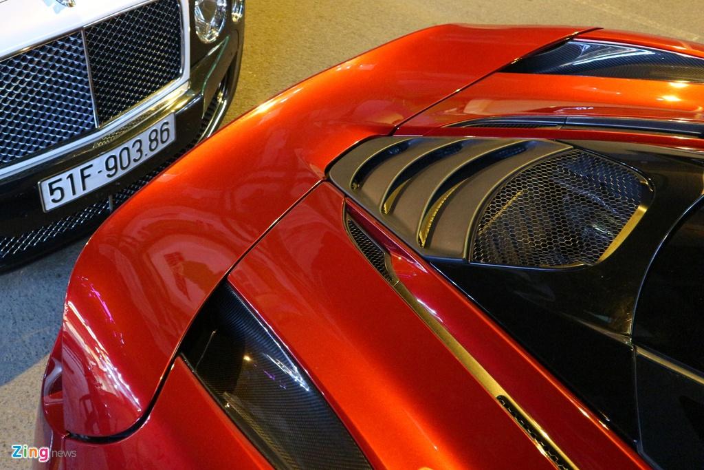 Truong doan Car Passion ban McLaren 720S de mua sieu xe moi hinh anh 9