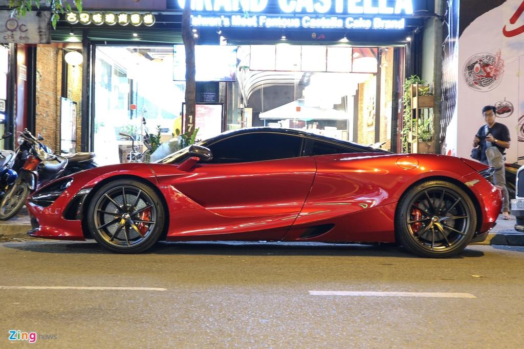 Truong doan Car Passion ban McLaren 720S de mua sieu xe moi hinh anh 6