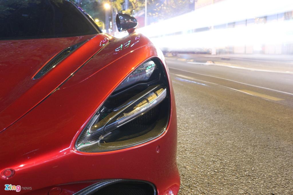 Truong doan Car Passion ban McLaren 720S de mua sieu xe moi hinh anh 8