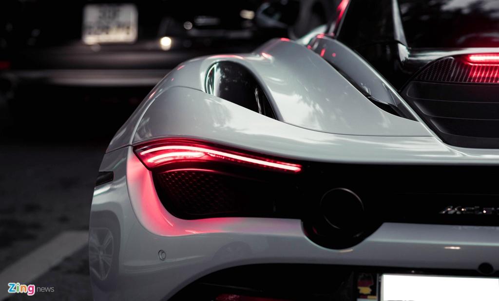 McLaren 720S dau tien VN ve mau nguyen ban, dang tim chu moi hinh anh 7