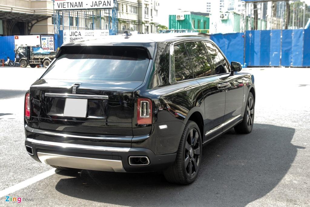 Rolls-Royce Cullinan dau tien cap ben TP.HCM anh 6