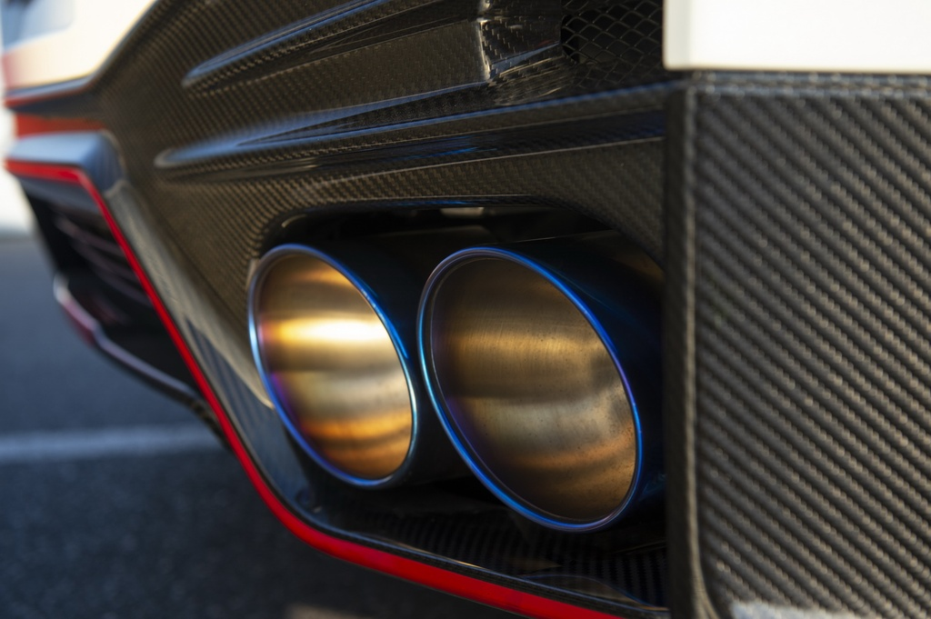Nissan GT-R 2020 ban hieu nang cao xuat tran, gia nhu sieu xe hinh anh 5