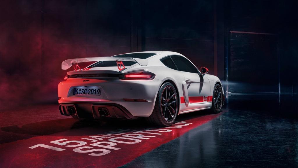 Porsche 718 Cayman phien ban xe dua - chat hon, suc manh khong doi hinh anh 5