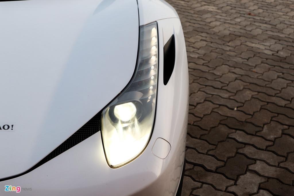 Ferrari 458 Spider Dang Le Nguyen Vu anh 5