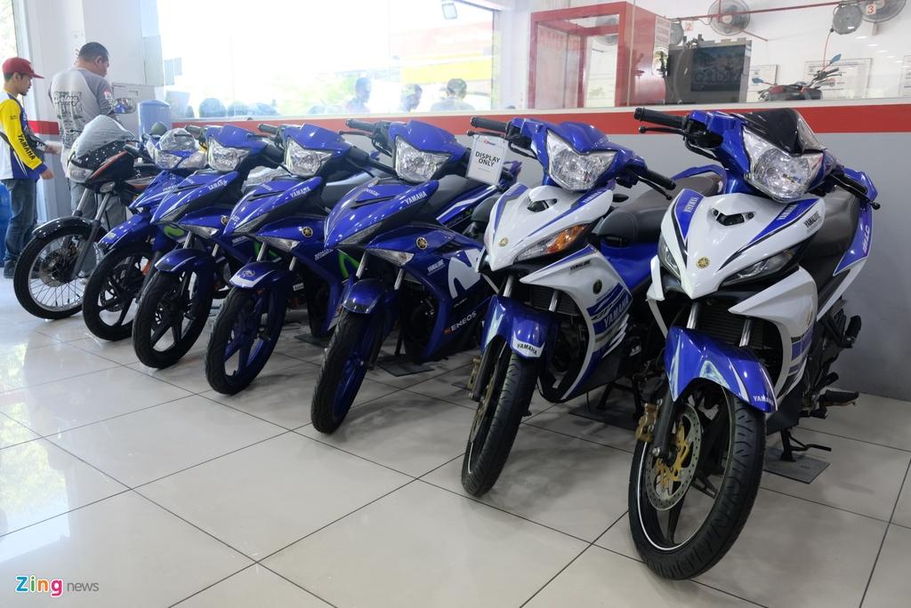 Chi tiet Yamaha Exciter 135 the he moi vua ra mat tai Malaysia hinh anh 12