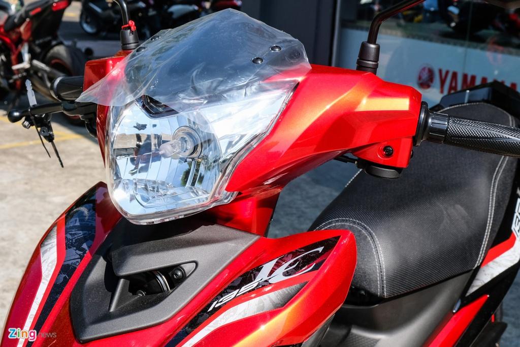 Chi tiet Yamaha Exciter 135 the he moi vua ra mat tai Malaysia hinh anh 3