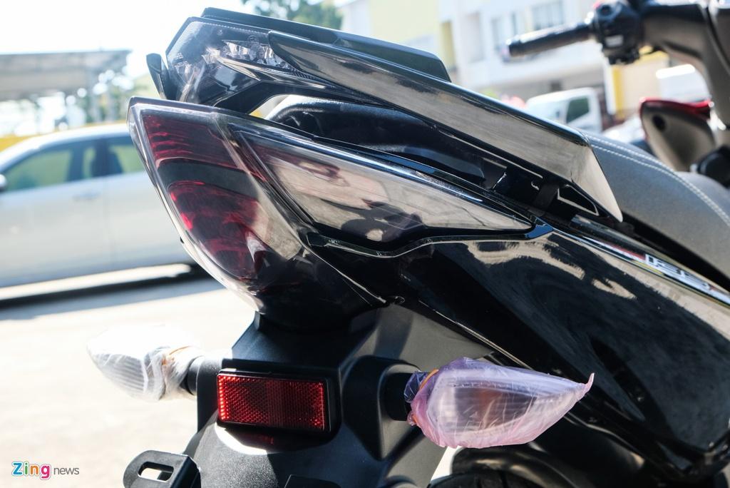 Chi tiet Yamaha Exciter 135 the he moi vua ra mat tai Malaysia hinh anh 4