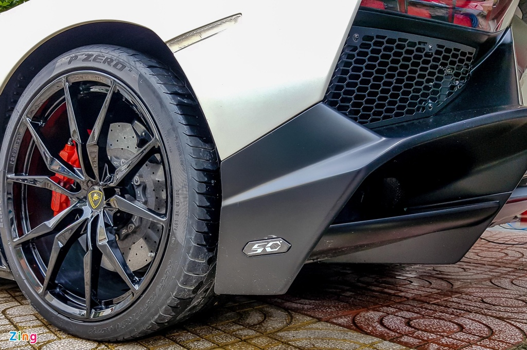Lamborghini Aventador do LP720-4 50 Anniversario anh 6