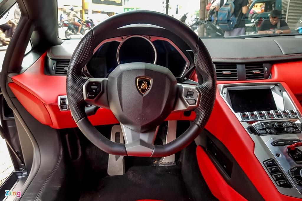 Lamborghini Aventador do LP720-4 50 Anniversario anh 11