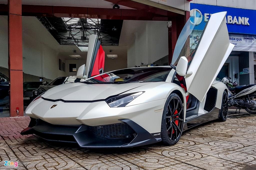 Lamborghini Aventador do LP720-4 50 Anniversario anh 1