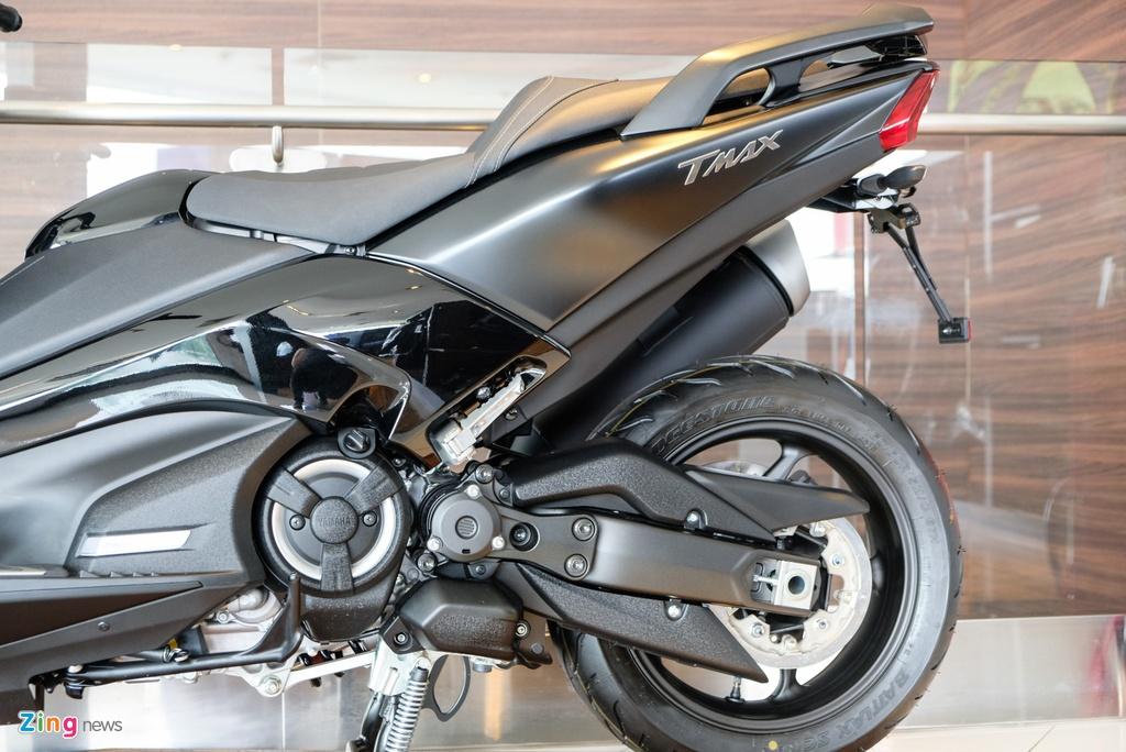 Can canh Yamaha T-Max - xe tay ga 530 phan khoi hinh anh 7