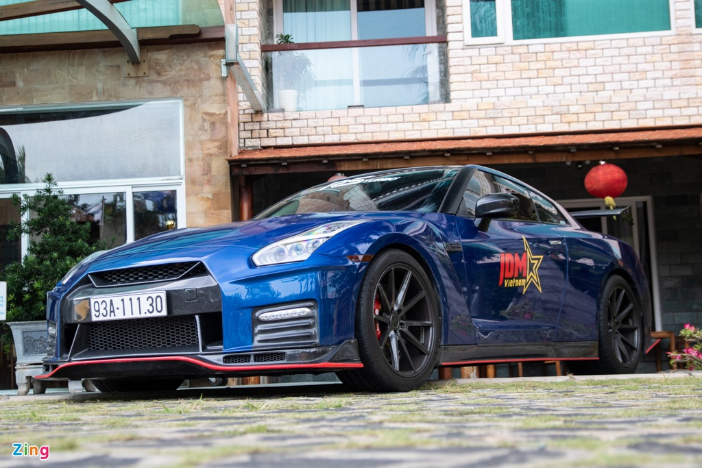 Nissan GT-R do Nismo anh 11