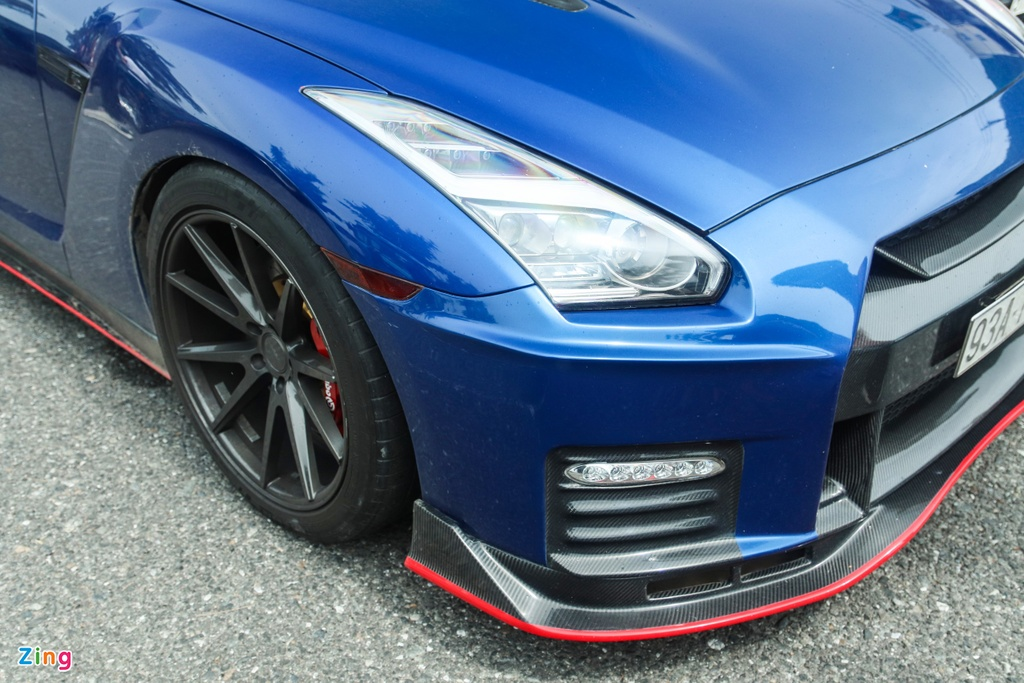 Nissan GT-R do Nismo anh 5