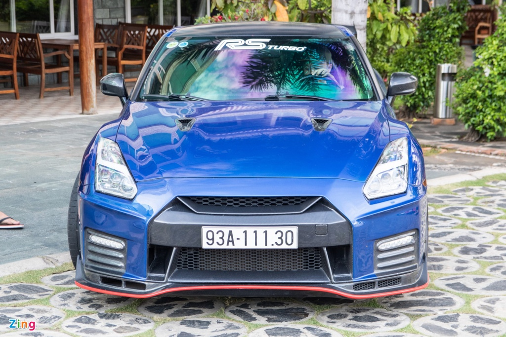 Nissan GT-R do Nismo anh 4