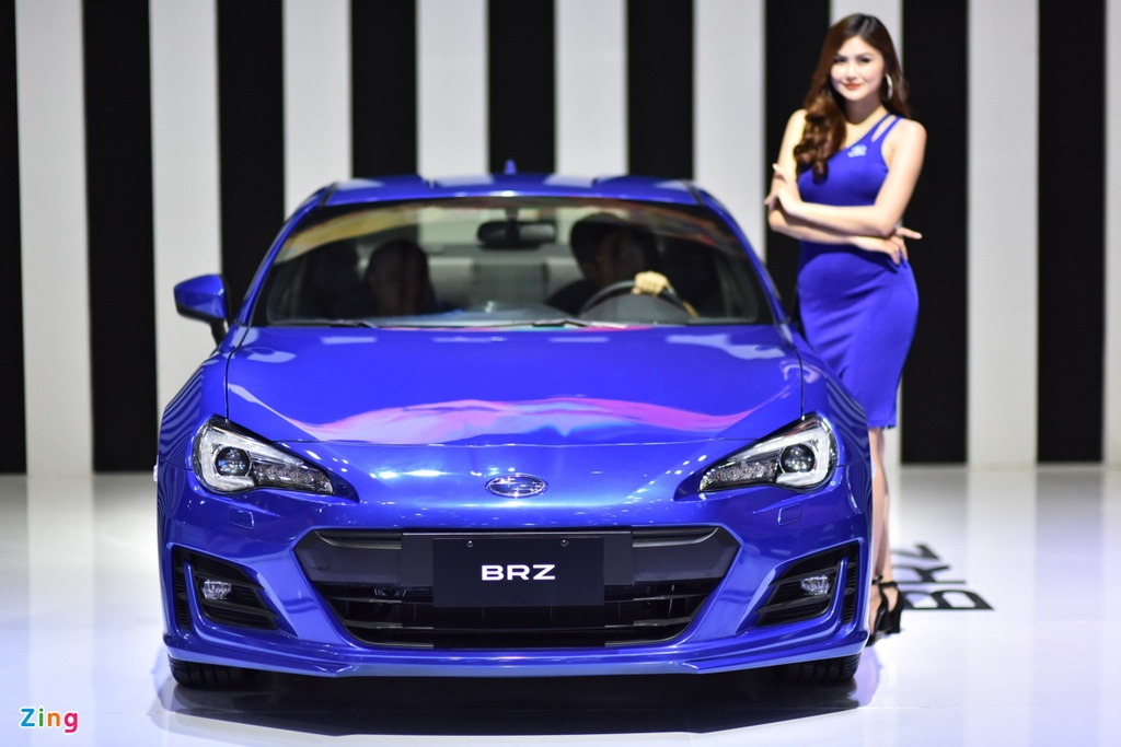 Chi tiet xe the thao Subaru BRZ anh 3