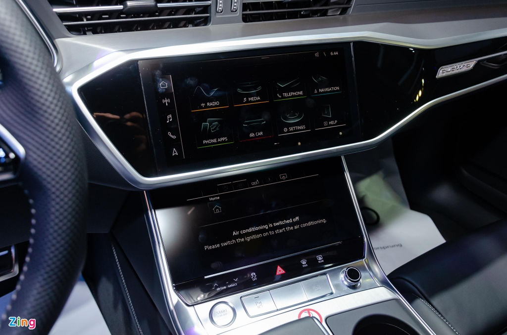 Audi A6 the he moi ve Viet Nam, canh tranh Mercedes E-Class hinh anh 10