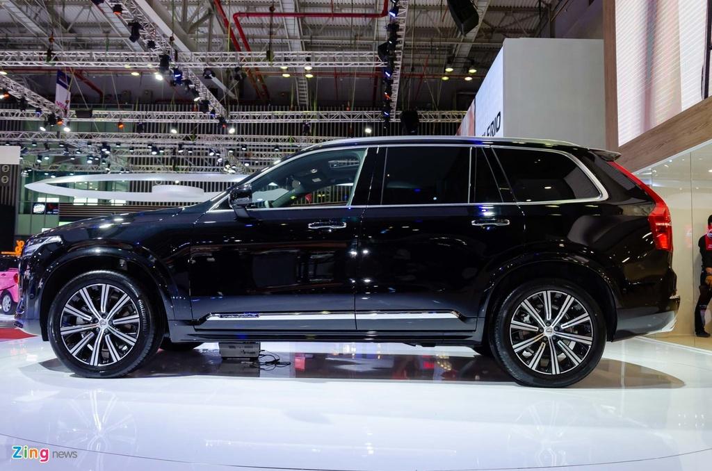 Volvo XC90 ban nang cap ra mat anh 11