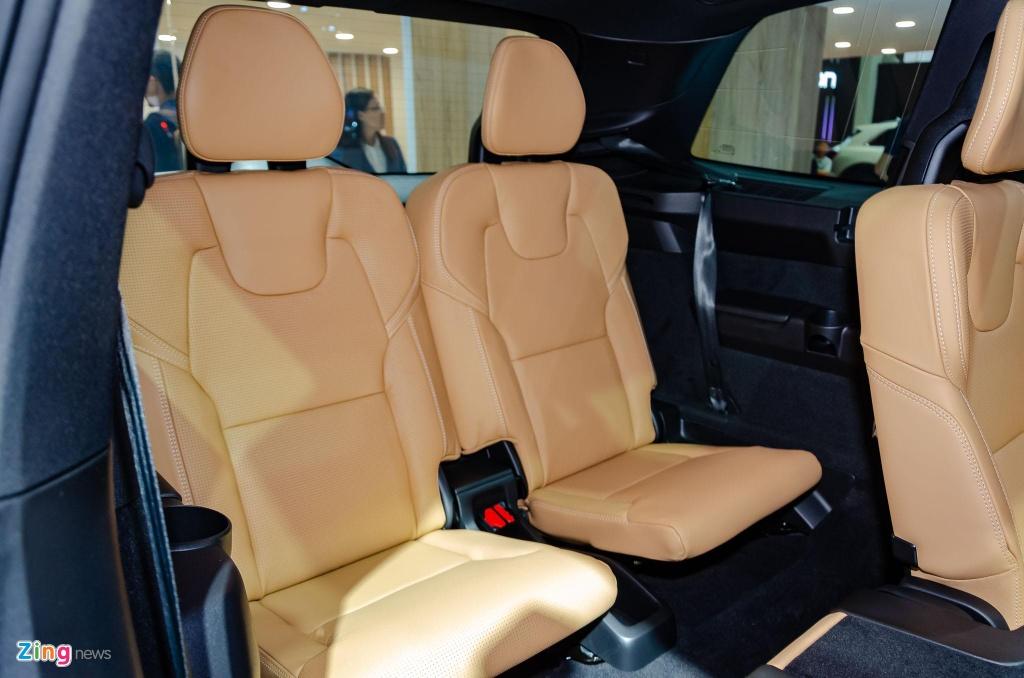 Volvo XC90 ban nang cap ra mat anh 10