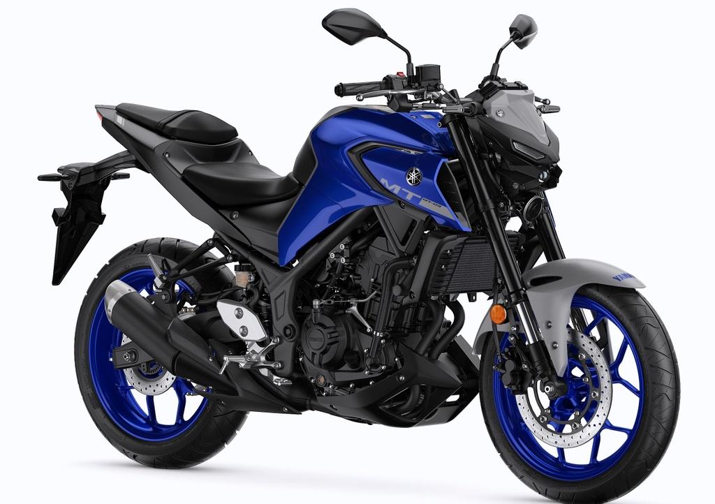 Yamaha MT-03 2020 lot xac o thiet ke, suc manh khong doi hinh anh 1