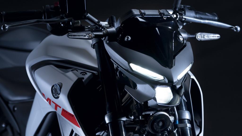 Yamaha MT-03 2020 lot xac o thiet ke, suc manh khong doi hinh anh 2