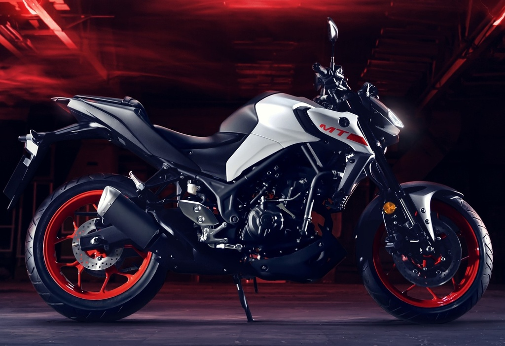 Yamaha MT-03 2020 lot xac o thiet ke, suc manh khong doi hinh anh 11
