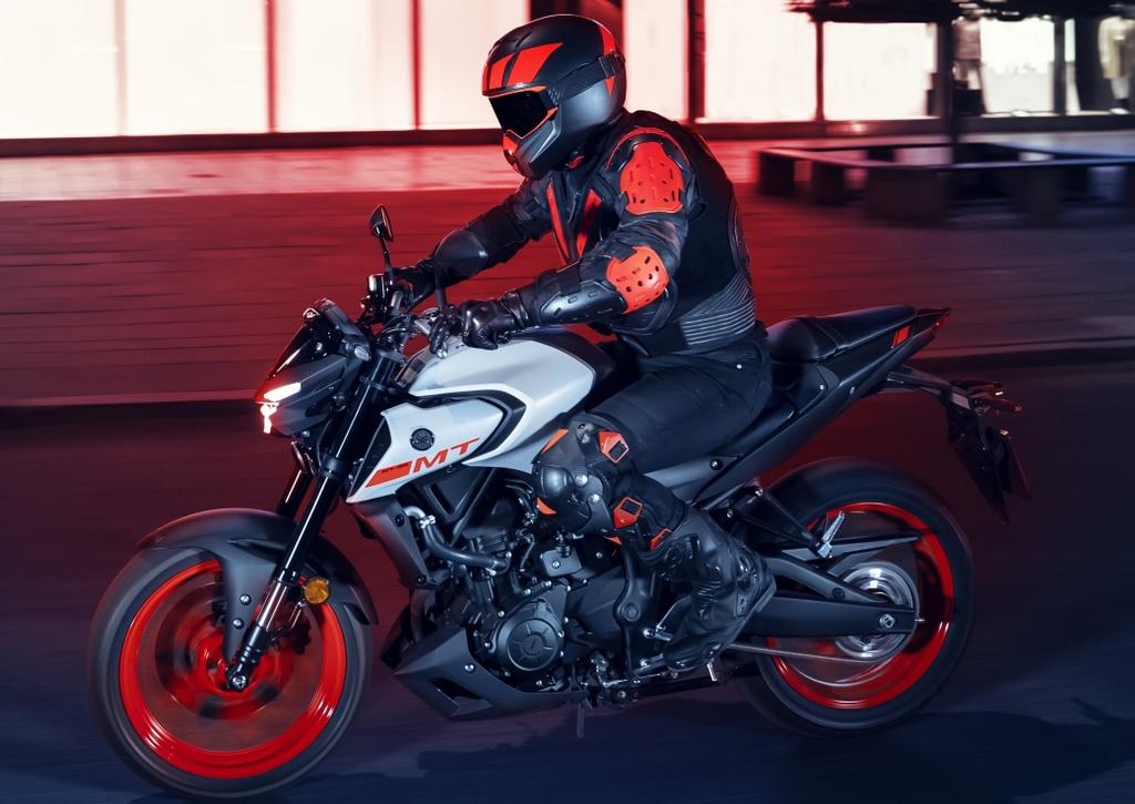 Yamaha MT-03 2020 lot xac o thiet ke, suc manh khong doi hinh anh 4